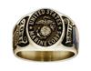 Top Custom Sides Seal U.S. Marine Corpse Military Ring
