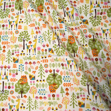 Lille skip 100% cotton print fabric made in Japan suitable for interior accessories