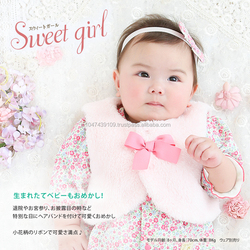 Japanese hair accessories wholesale products high quality cute infant headbands for baby toddler clothes kids clothing