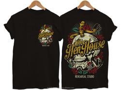 led t shirt wholesale