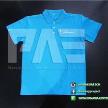 Colorful Polo Shirt Fabric