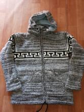 Woolen Jackets/Nepal/100% Wool/Knitted/ Jumper/Hoodie/ Dark Grey