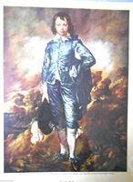 Thomas Gainsborough Blue Boy