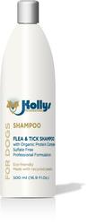 Kollys Flea And Tick Shampoo For Dogs (16.9 oz / 500 ml)