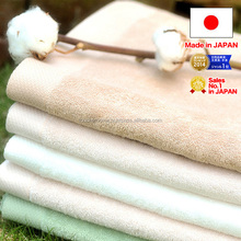 Wide variety of high quality organic towel made in Japan