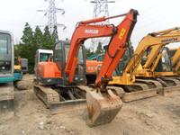 Used DX60-7 Doosan Crawler Excavator Hot Sale,In Good Condition
