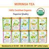 Organic Herbal Moringa Tea