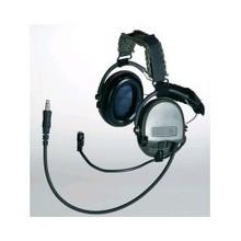 MSA 10085536 MICH High-Noise Communication Headset, Neckband Model, Dual, Mic Right