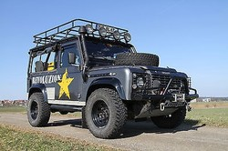 Land Rover DEFENDER 4x4 Off-Road Vehicle - Left Hand Drive - Stock no:11409