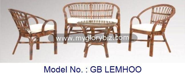 Antique Design Rattan Furniture Living Sets Malaysia Buy