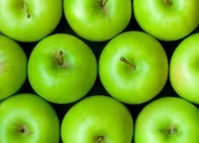 Grade A green apple for sell