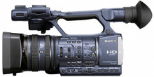 High Quality For HDR-AX2000 AVCHD Camcorder