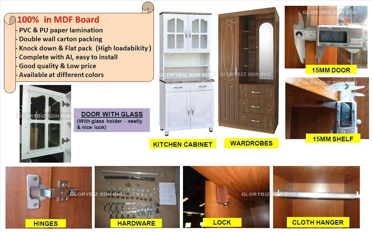 Madera maciza muebles cocina isla gabinete compra planos for Kitchen ideas malaysia
