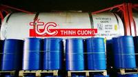 Ethanol 96% BP standard from Vietnam