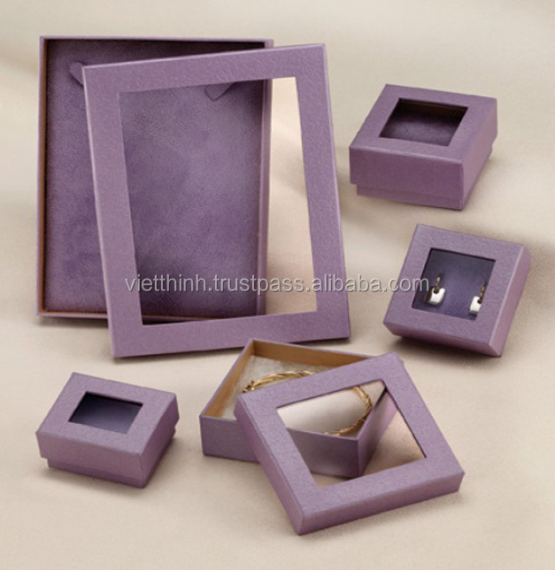 Wood jewelry manufacturer types of wood for Custom jewelry packaging manufacturers