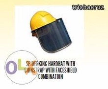 Hard hat with Face shield