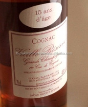 Unique and Precious french cognac for the Japanese market