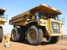 USED 2008 CATERPILLAR 785C OFF-HIGHWAY DUMP TRUCKS