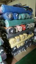 "stock fabric 100% cotton twill plain dyed 58/60"""