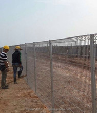 Hot Dipped Galvanized BRC Fence (Malaysia),BRC fence,Hot Dipped Galvanized BRC Fence