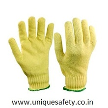 single ply kevlar Knitted Gloves
