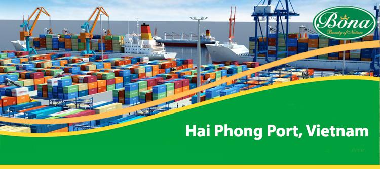 HaiPhong port