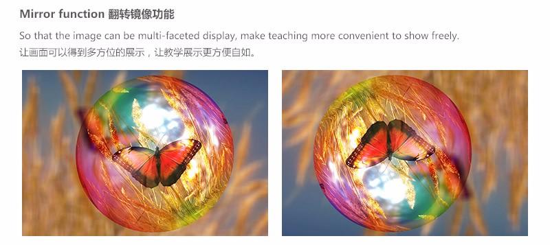 De documents contient de nombreuses fonctionnalités permettant de tirer le meilleur optimale du visualiseur