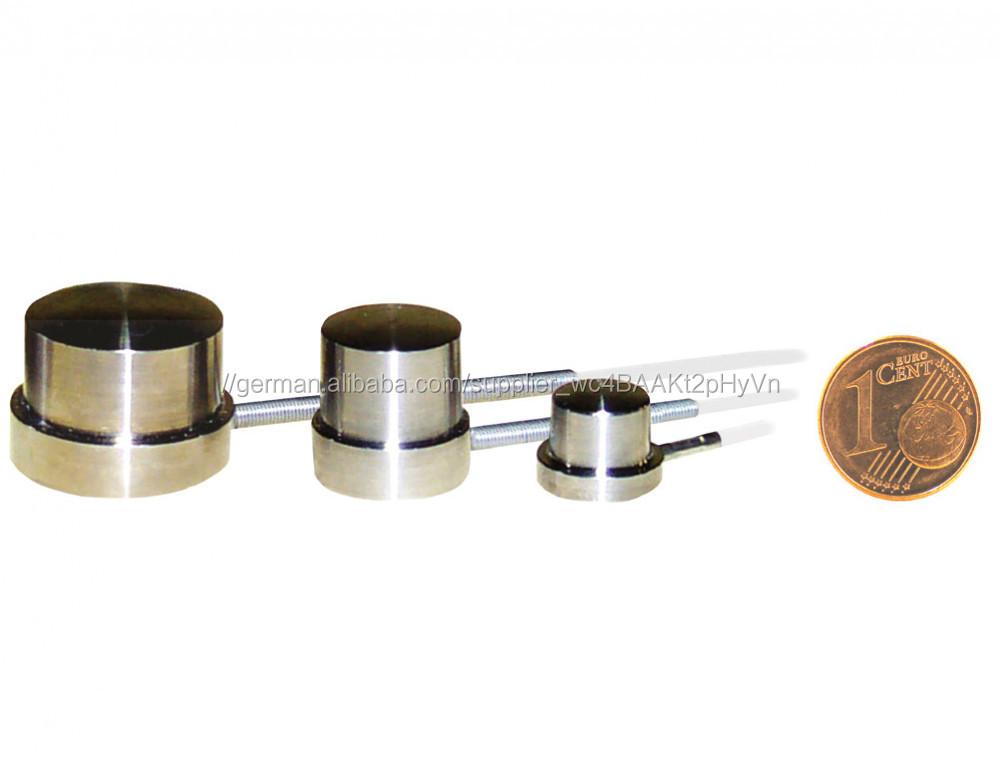 Druckkraftsensor - 8402, Miniatur, robust, unempfindlich, zuverlaessig, universell, Kabel Schleppkettenfaehig - burster