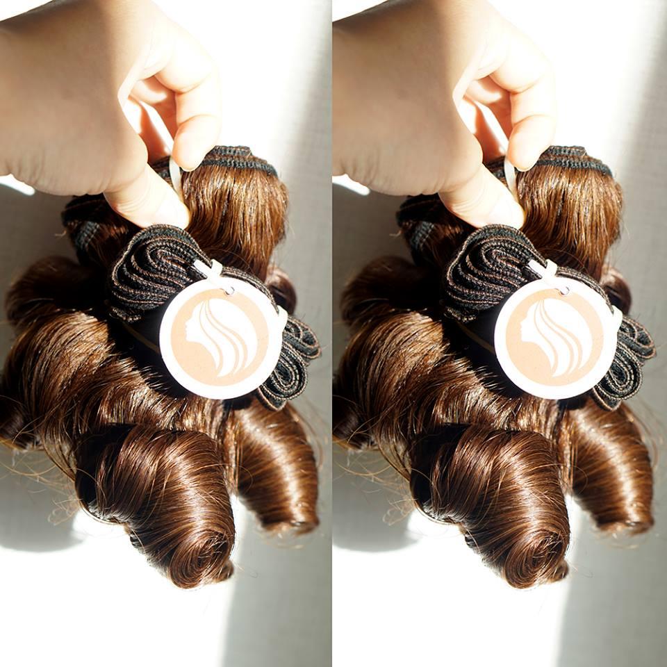 Péruvienne vierge cheveux double tirage au sort 100% non transformés vierge de cheveux humains Péruvienne bouclés cheveux