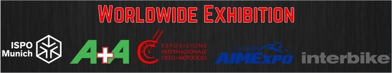 Wordwide Exhibitions