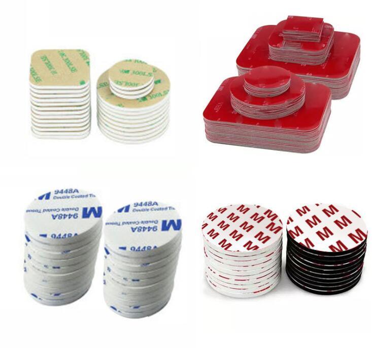 Venta al por mayor 3m acrílico cinta espumada de doble cara cinta capton tesa cualquier grosor espesor diseño