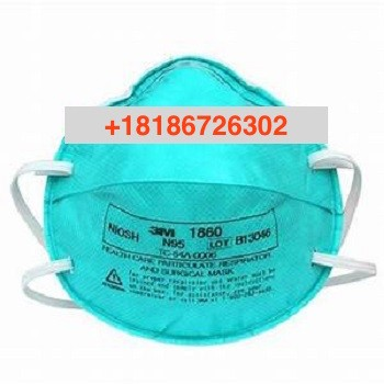 Face Masks 3M N95 1860 and many more