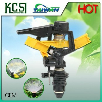 Plastic agricultural irrigation Sprinkler