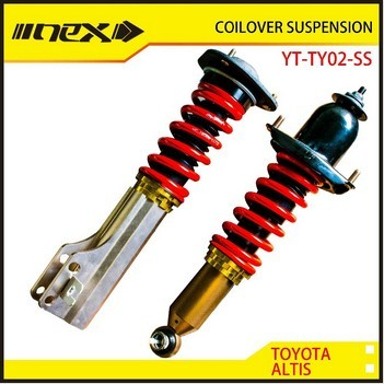 NEX ADJUSTABLE COILOVER SUSPENSION KIT