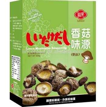 Mushroom condiments